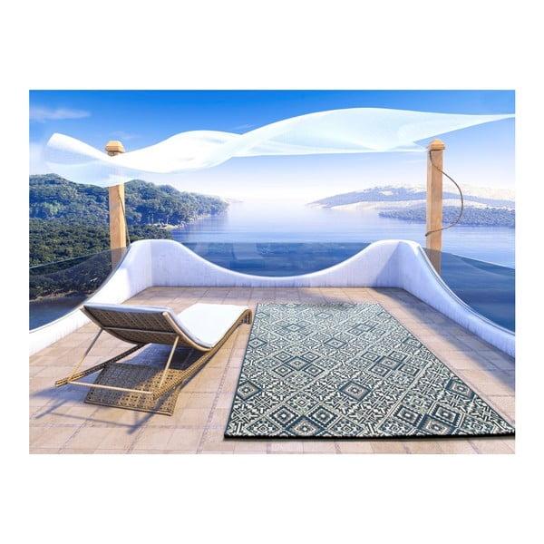 Dywan Universal Slate Historico Azul, 140x200cm