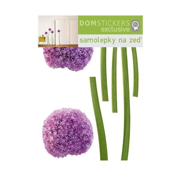 Naklejka Purple Flowers