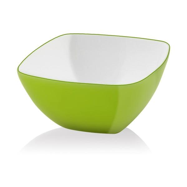 Zielona miseczka Vialli Design, 14cm