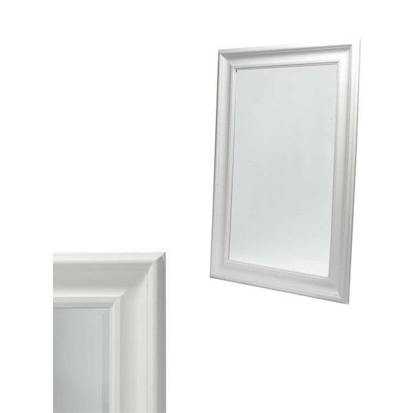 Białe lustro Furnhouse Mirror, 78x108 cm