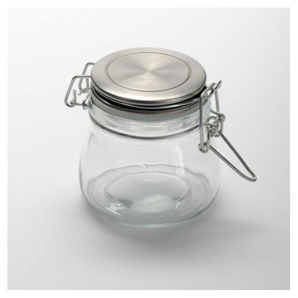 Szklany słoik Coming, 8,5x8 cm
