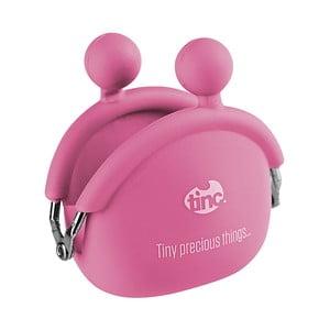 Różowy portmonetka silikonowa TINC Mallo