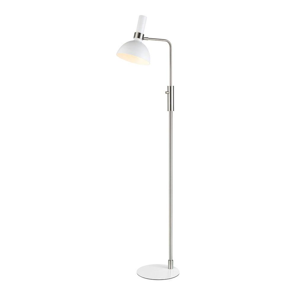 Biała lampa stojąca Markslöjd Larry