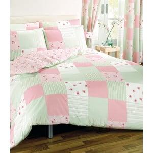 Pościel Patchwork Pink, 135x200 cm