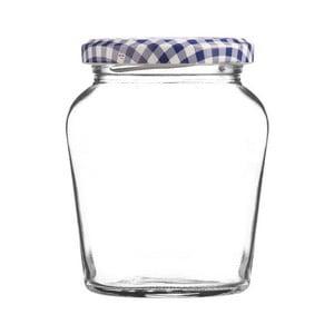 Szklany słoik z zakrętką Kilner Round, 260ml