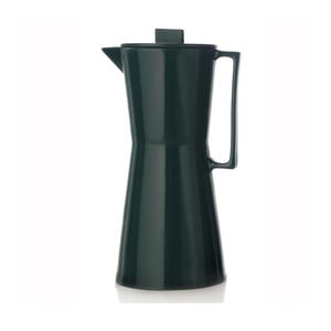 Porcelanowy wazon w kształcie kawiarki Terra Green