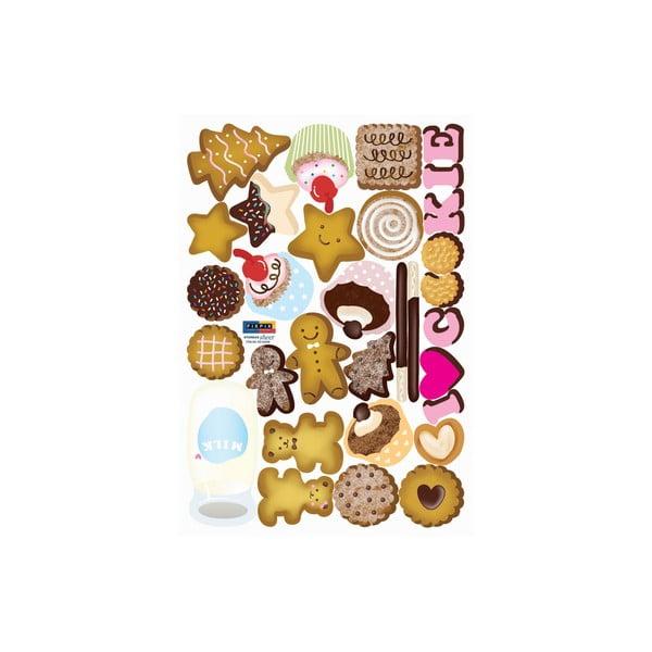 Naklejka Cookies