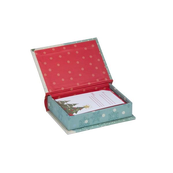 Pudełko z życzeniami świątecznymi Tri-Coastal Design It's Christmas