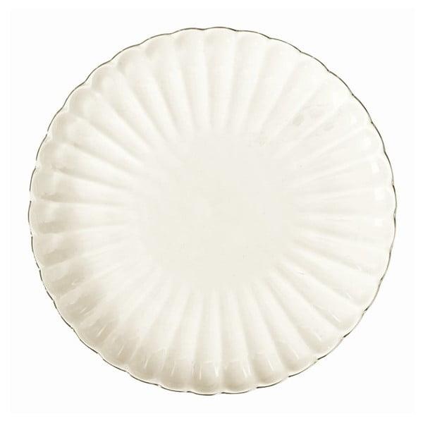 Talerz Pastel Creme, 20,5 cm