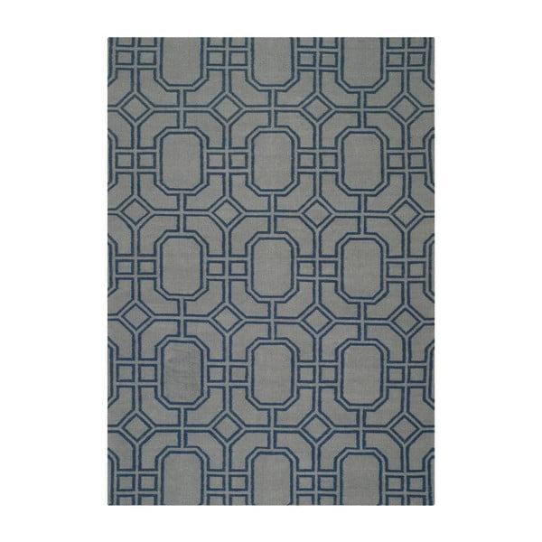 Wełniany dywan tkany ręcznie Safavieh Bellina, 152x243 cm