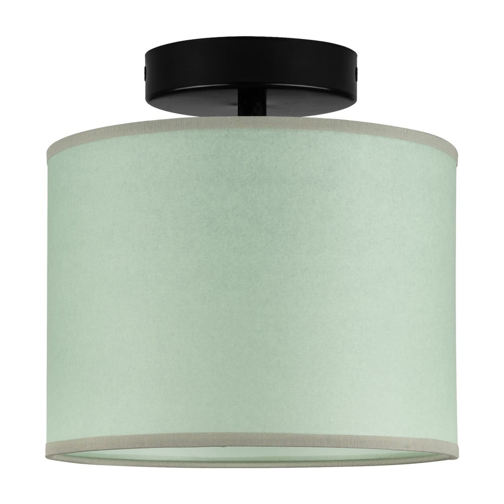 Bladozielona lampa sufitowa Sotto Luce Taiko