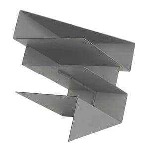 Stojak na gazety Origami Grey