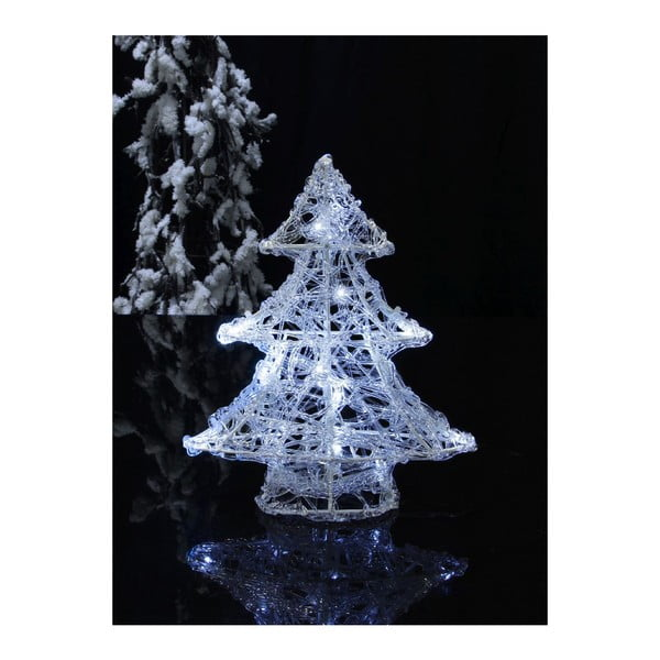 Świecąca dekoracja  Snowy Christmas