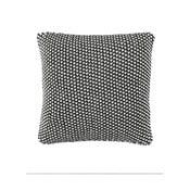 Czarna poduszka Marc O'Polo Norr, 50x50 cm