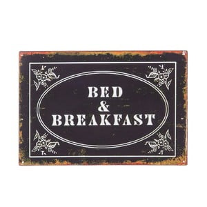Tablica Bed & Breakfast