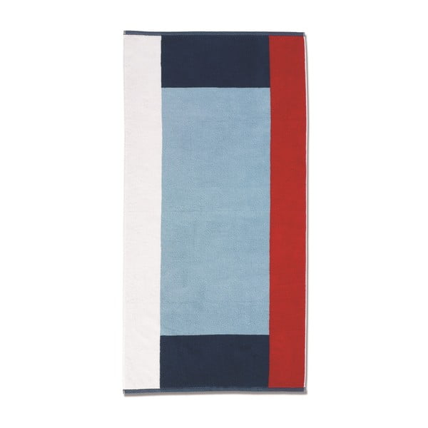 Ręcznik Ladessa 70x140 cm, niebieski
