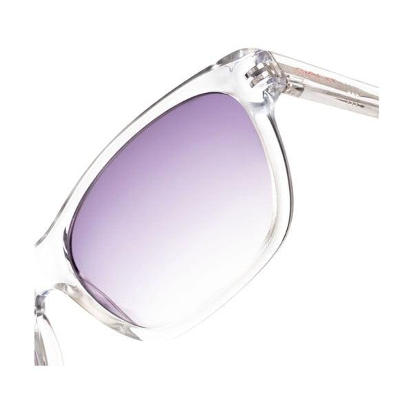 Męskie okulary przeciwsłoneczne GANT Jax Transparent