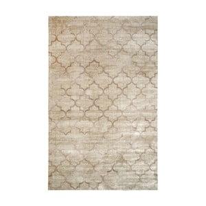 Dywan nuLOOM Fior Ivory, 132x243 cm