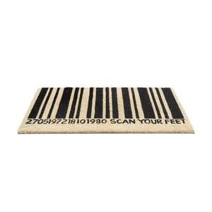 Wycieraczka Hamat Barcode, 40x70 cm