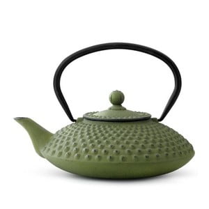 Zielony czajnik Bredemeijer Xilin, 1,25 l