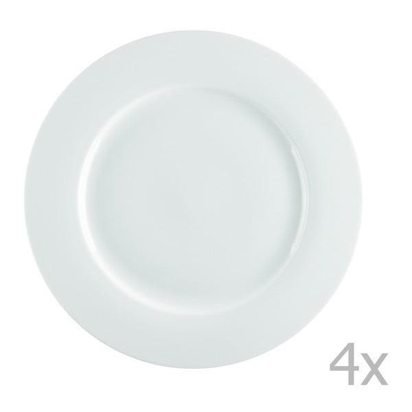 Zestaw 4 talerzy porcelanowych Sola Lunasol, 27 cm