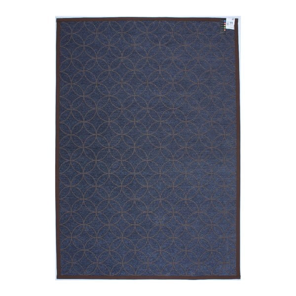 Dywan NW Brown/Blue, 80x250 cm