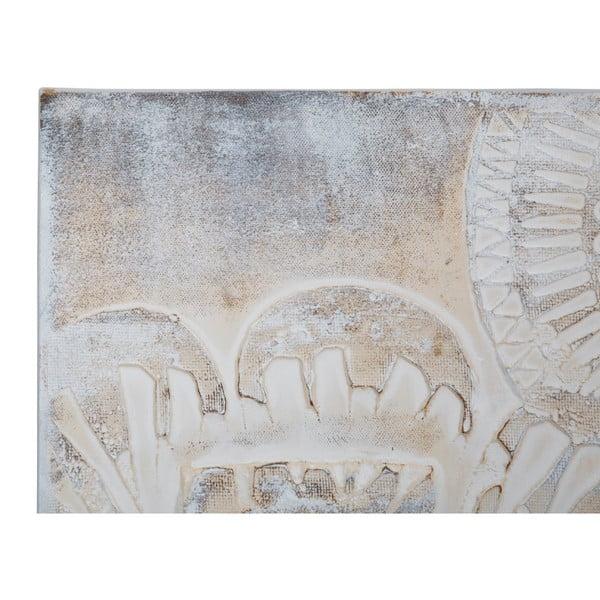 Ręcznie malowany obraz Mauro Ferretti Dipinto Su Tela Henne, 90x90 cm