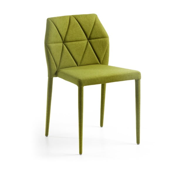 Krzesło Gravite, zielone