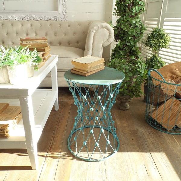 Stolik Neapol Turquoise