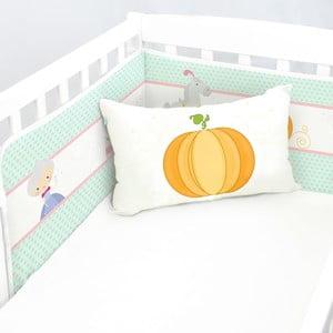 Ochraniacz do łóżeczka Pumpkin