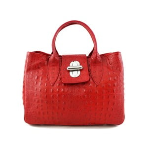 Skórzana torebka Bonita Rosso