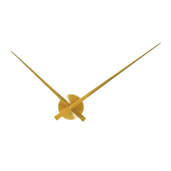 Zegar Present Time Little Big Time Alu Gold