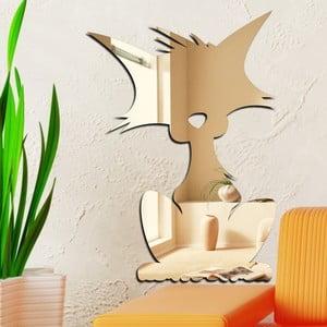 Lustro dekoracyjne Rozczochrany kot