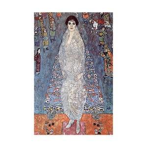 Reprodukcja obrazu Gustava Klimta - Elisabeth Bachofen-Echt, 70x45 cm