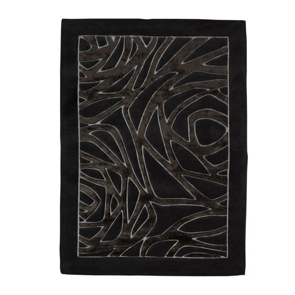 Dywan Thea Black, 140x200 cm