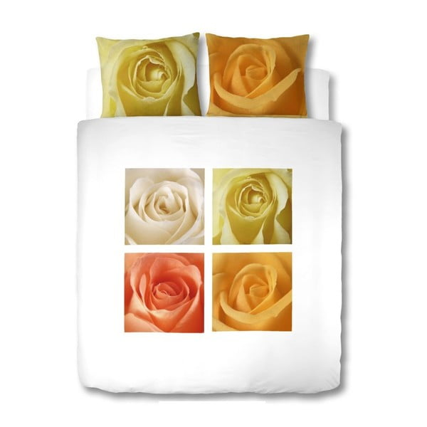 Pościel Roses Multi, 140x200 cm