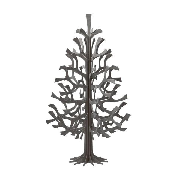 Składana dekoracja Lovi Spruce Grey, 30 cm