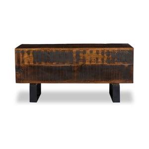 Ławka z drewna akacjowego Woodking Dent