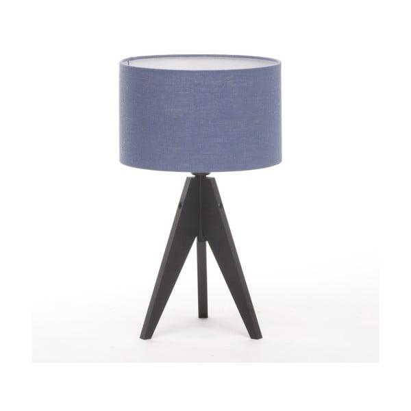 Lampa stołowa Artist Cylinder Dark Blue/Black