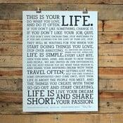 Plakat Manifesto, 46x61 cm