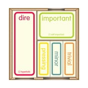 Karteczki samoprzylepne do wyznaczania priorytetów Self-Important