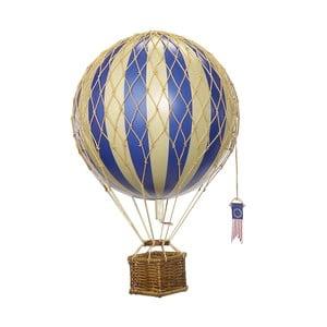 Model balonu Travels Light, niebieski