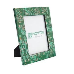 Ramka na zdjęcia z układu scalonego Novita, 16x22 cm