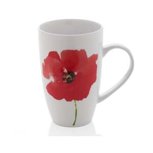 Kubek porcelanowy Sabichi Poppy, 300 ml