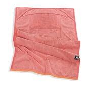 Różowy ręcznik plażowy Terra Nation One Moe, 90x180 cm