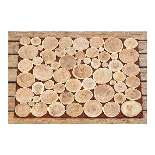 Mata Wooden Boltze Timon, 38x30 cm
