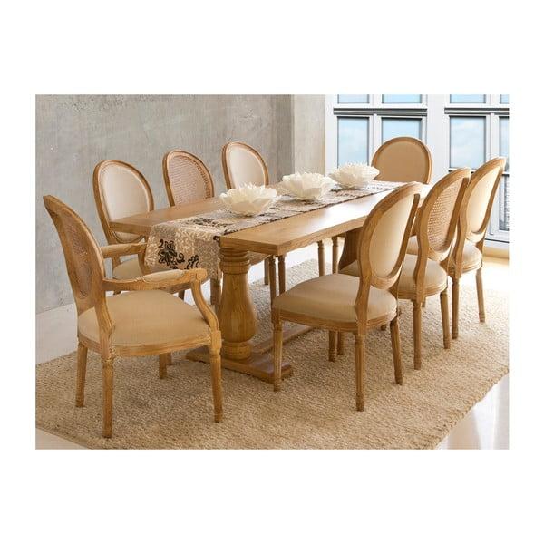 Stół z drewna wiązu Santiago Pons Avarair
