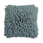 Beżowoszara poduszka ZicZac Spiky, 45x45 cm