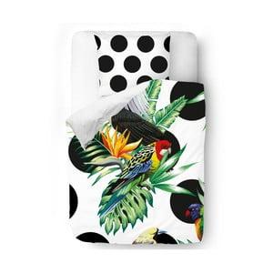 Pościel Parrot in Jungle, 140x200 cm