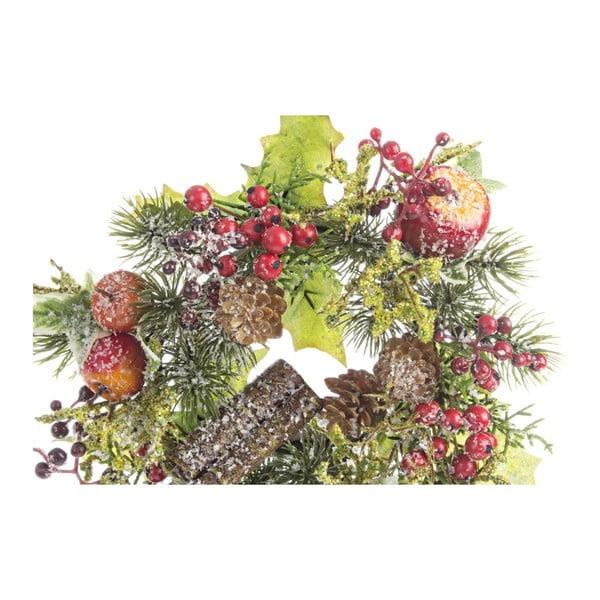Dekoracyjny wieniec Bizzotto Apples-Berries